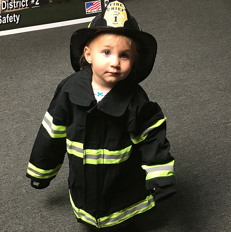 Junior Firefighting